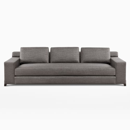 Couches & Sofas by Chai Ming Studios seen at Atelier Gary Lee, Chicago - Walton Sofa