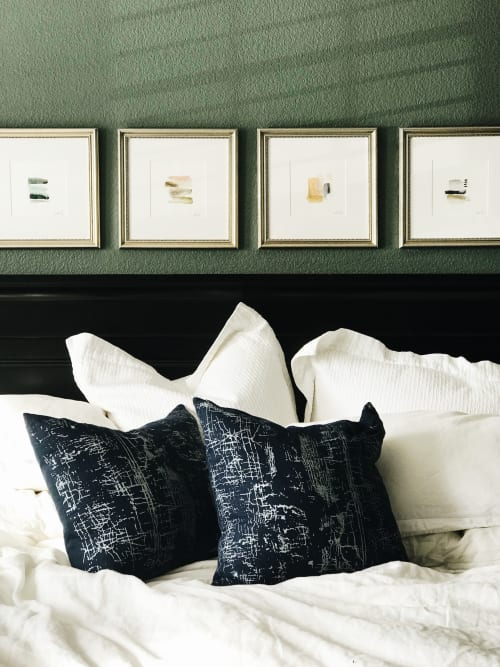 Paintings by Lauren Fuhr Design Co. seen at Private Residence, Fort Collins - Watercolor Minis