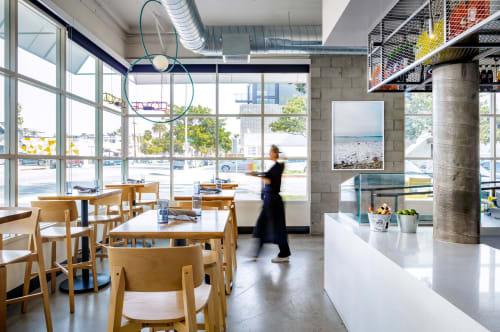Interior Design by Preen Inc seen at Punta Cabras, Santa Monica - Punta Cabras