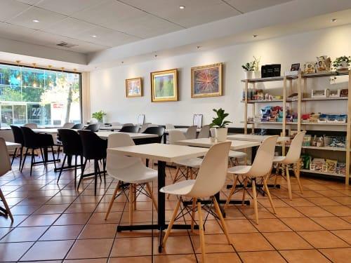 Interior Design by Cusp Design Studio seen at Loving Hut Northbridge, Northbridge - Loving Hut Northbridge
