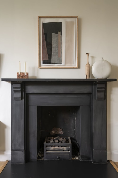 Interior Design by plainHjem seen at Private Residence, London - North London Edwardian Home