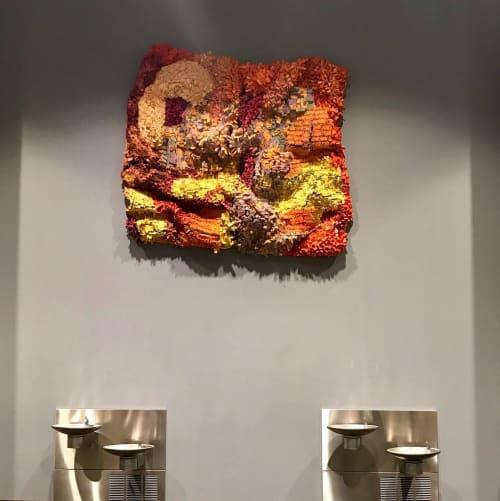 Wall Art | Art & Wall Decor by Margery Amdur | Convention Center - Philadelphia Flower Show in Philadelphia
