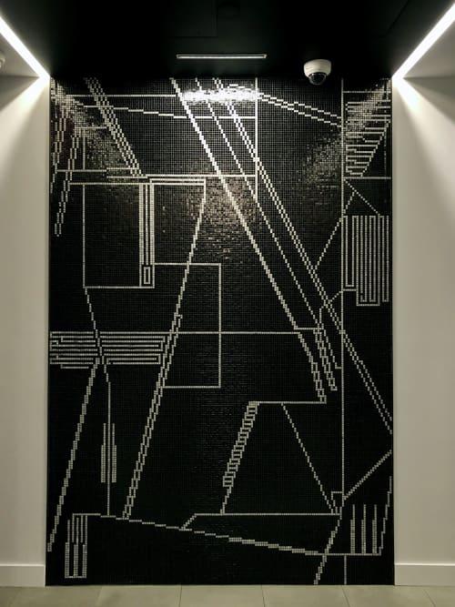 """Moon Base"" | Murals by Vargas-Suarez Universal"