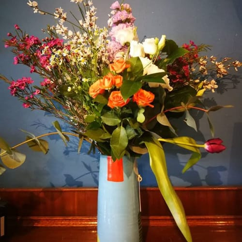 Vases & Vessels by Brookwood Pottery seen at Private Residence, Dublin - Abstract Vase