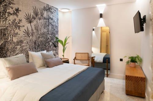 Interior Design by Iosif Vasilodimitrakis seen at Fonte d'Oro Luxury Rooms, Panorama - Interior Design