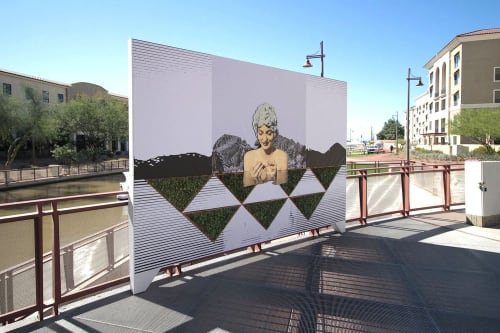 Mosstika - Art and Street Murals