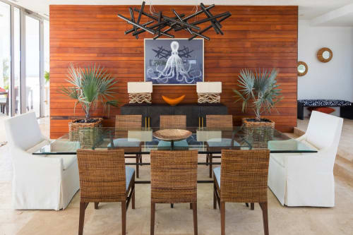 "Interior Design by Alexis Parent Interiors seen at Anguilla Great House Beach Resort - ""Anguilla: Champagne Shores Villa"""
