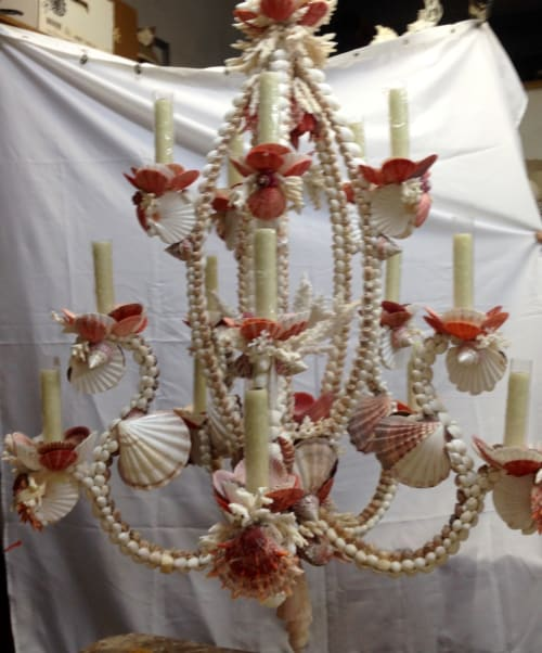 Chandeliers by Christa Wilm seen at Los Angeles, CA, Los Angeles - Chandelier