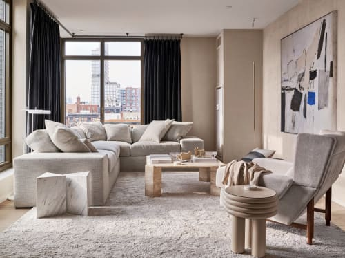 Interior Design by Timothy Godbold Design seen at Private Residence, New York - Orchard St.