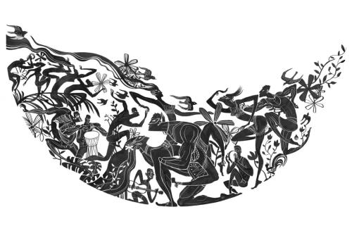 Daren Lin 大任物 - Murals and Art