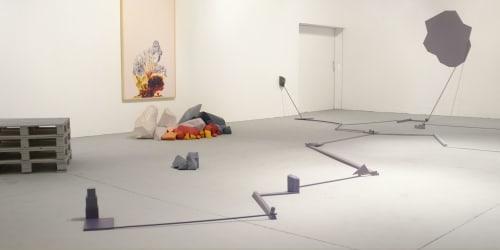 AMANDA MEI - Sculptures and Paintings