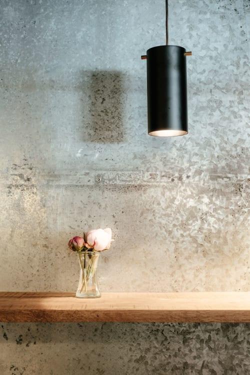 Interior Design by Studio Julia Christ seen at Pavillon Bar & Kitchen, Lausanne - Pavillon Bar & Kitchen