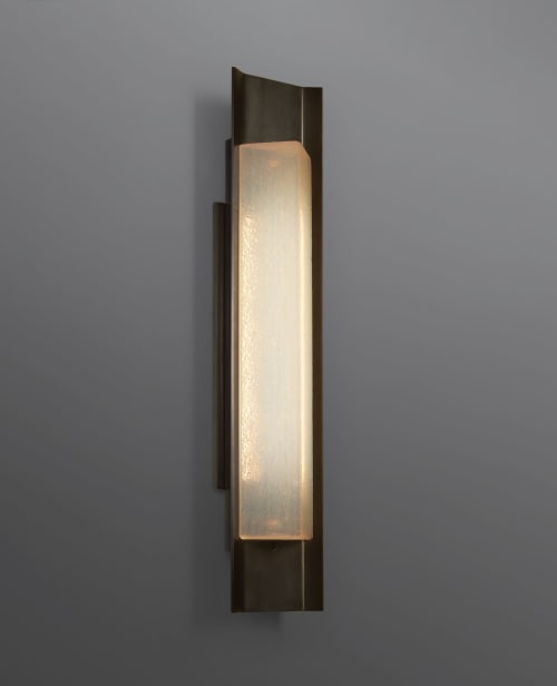 Sconces by McEwen Lighting Studio seen at De Sousa Hughes LLC, San Francisco - Argo Wall
