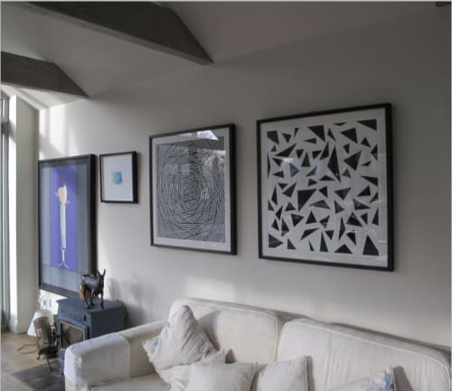 Paintings by Helena Battye seen at Private Residence - Infinite