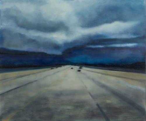 Paintings by Jonquilsart - Storm