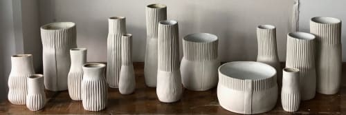 Cym Warkov Ceramics - Vases & Vessels and Art