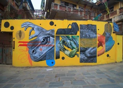 H11235 - Murals and Art