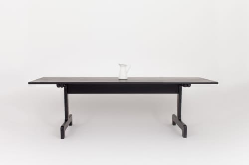 Tables by Asa Pingree seen at Reunion Goods & Services, New York - Physalia Dining Table