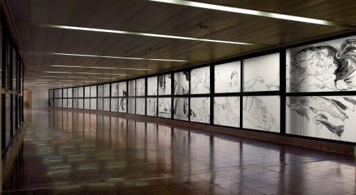 Jossef Krispel - Murals and Art