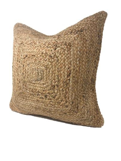 Pillows by Coastal Boho Studio seen at Creator's Studio, Destin - Luxe Koko Pillow Cover