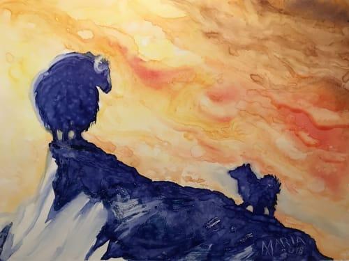 hiddenmaria - Art and Paintings