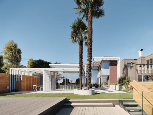 Architecture by Fougeron Architecture seen at Private Residence, San Francisco - Translucence House