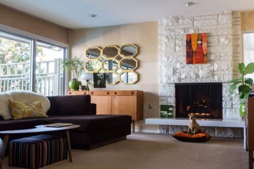 Interior Design by Julie Maigret Design seen at Private Residence, Los Angeles - Los Feliz, Los Angeles Residence