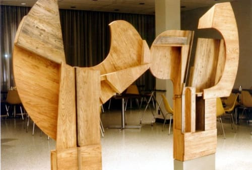 Edward Falkenberg - Public Sculptures and Public Art