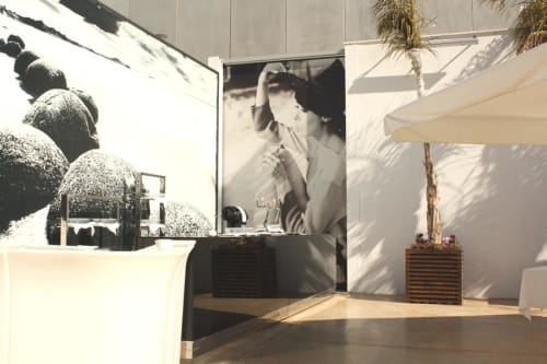 Interior Design by Einteriorismo By: Ana Pérez seen at Restaurante Los Chispos - Interior Design