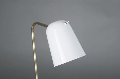 Lamps by SEED Design USA seen at Private Residence, Renton - DOBI Table Lamp
