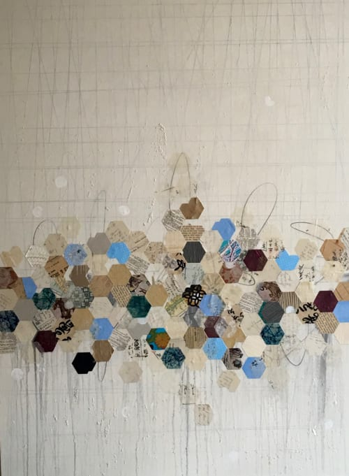 Paintings by Kaden Scott Neste seen at Private Residence, Tacoma, Tacoma - Painting