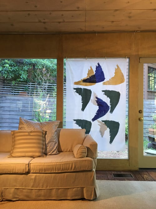 Art & Wall Decor by Ann Holsberry seen at Private Residence, Berkeley - Flight 3