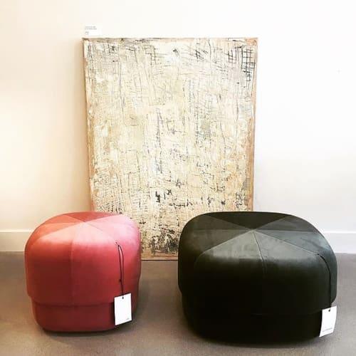 "Paintings by Samantha daSilva Fine Art seen at Dara Modern, Salt Lake City - ""Sunday Best"" Paintings"