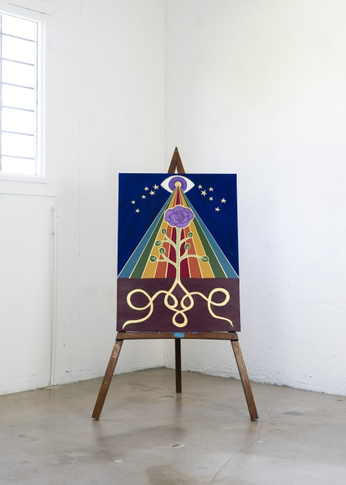 Illuminated Spectrum | Paintings by Jillian Selene Art | Tulsa in Tulsa