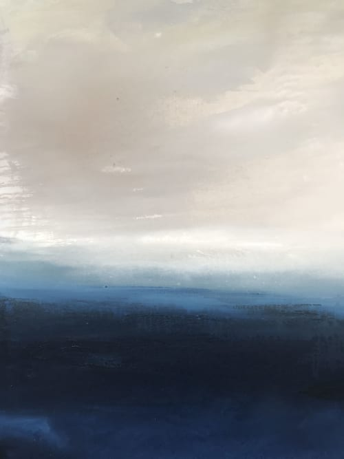 Paintings by Kathleen Rhee seen at Private Residence, Coolamon - Quiet Calm
