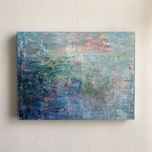 Paintings by Jacqueline Ferrante seen at Private Residence, Queens - Untitled