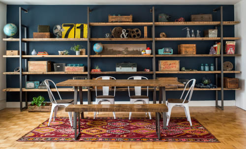 Urban Wood Goods - Tables and Furniture