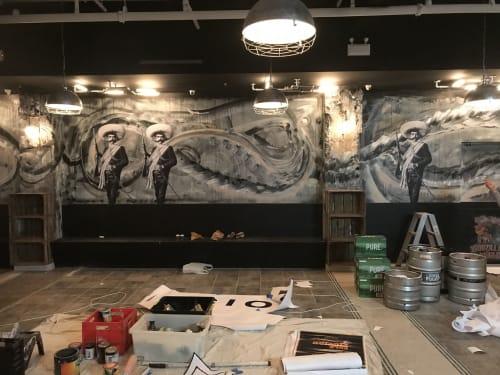 Arnie Arnold - Murals and Art