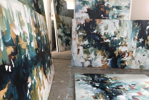 Omar Obaid - Paintings and Art