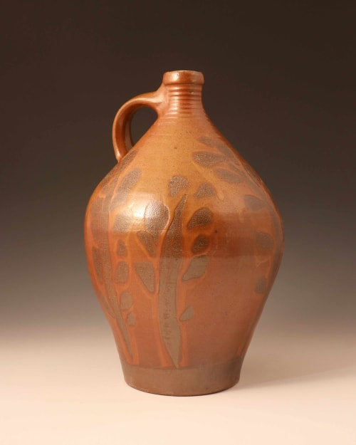 Vases & Vessels by Hamish Jackson Pottery seen at Private Residence, Logan - Hamish Jackson