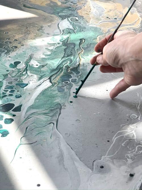 Mireille Salti - Paintings and Art