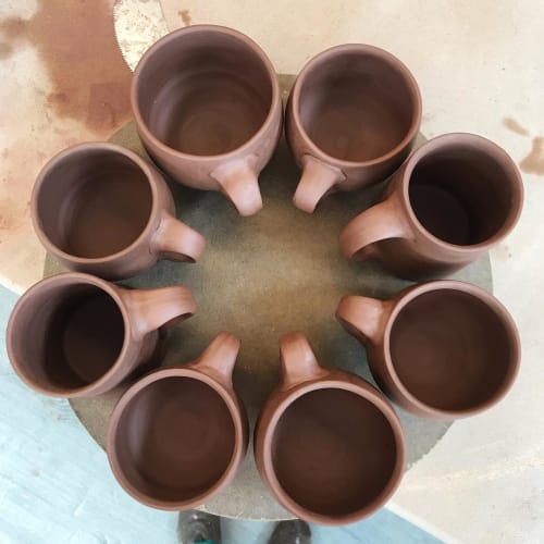 Nara Burgess - Cups and Tableware