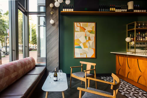 The Eastern, Restaurants, Interior Design