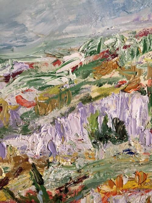 Landscape Love   Paintings by Debbie Daise Art    @Debbiedaiseart
