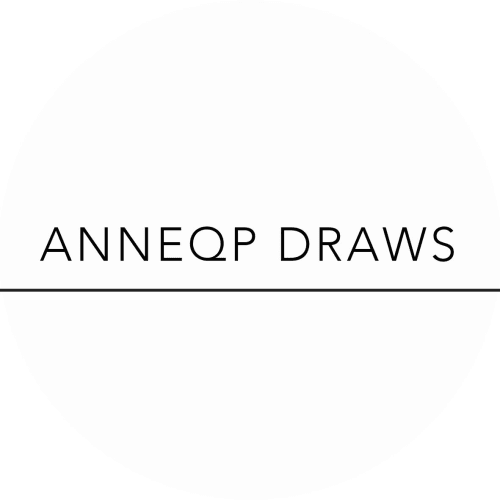 Anne QP Draws - Paintings and Art