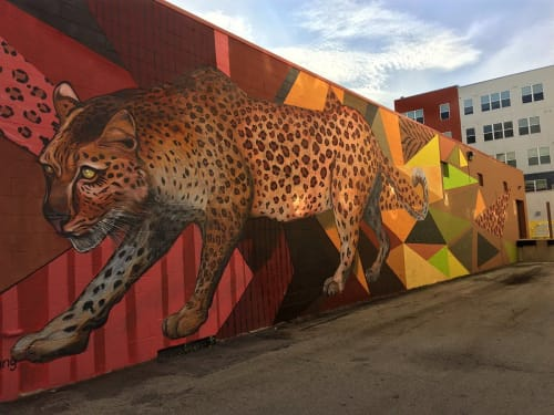 Stacey Williams-Ng - Street Murals and Public Art