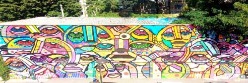 dAcRuZ - Art and Street Murals