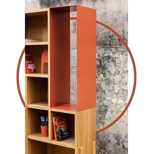 Tables by Studio Wood seen at Delhi, Delhi - Plank Bookshelf