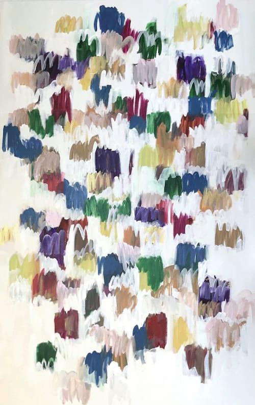 'SEPTEMBER' | Paintings by Linnea Heide contemporary fine art