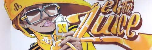 Naone & Juice - Murals and Art